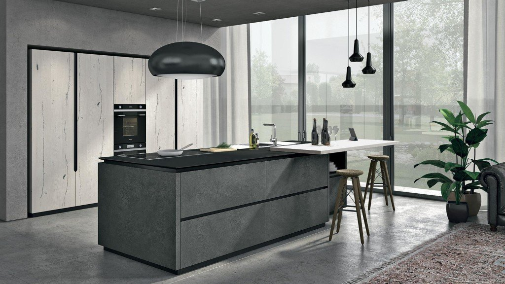 Molto Deluxe Kitchen With Light