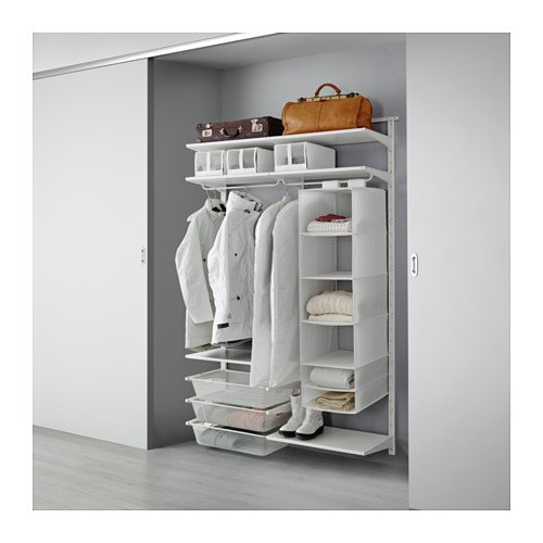 Cabina armadio Ikea Algot