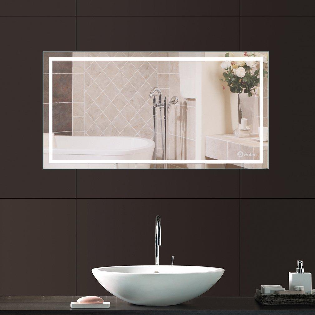 Specchio luce bagno modelli e prezzi online con foto - Specchio parabolico prezzo ...