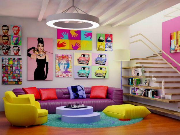 arredo multicolor home