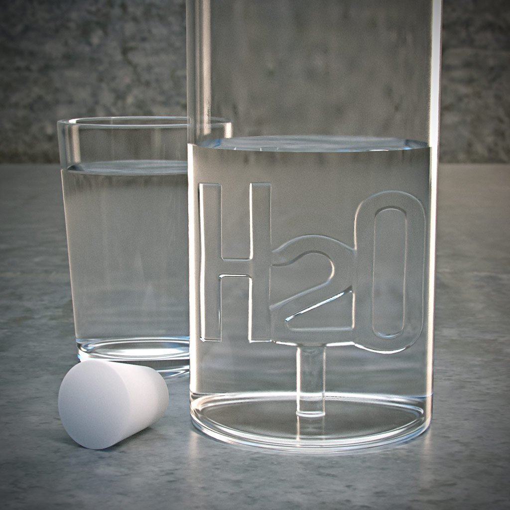 Bottiglie per l'acqua balvi2