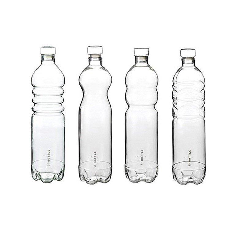 Bottiglie per l'acqua