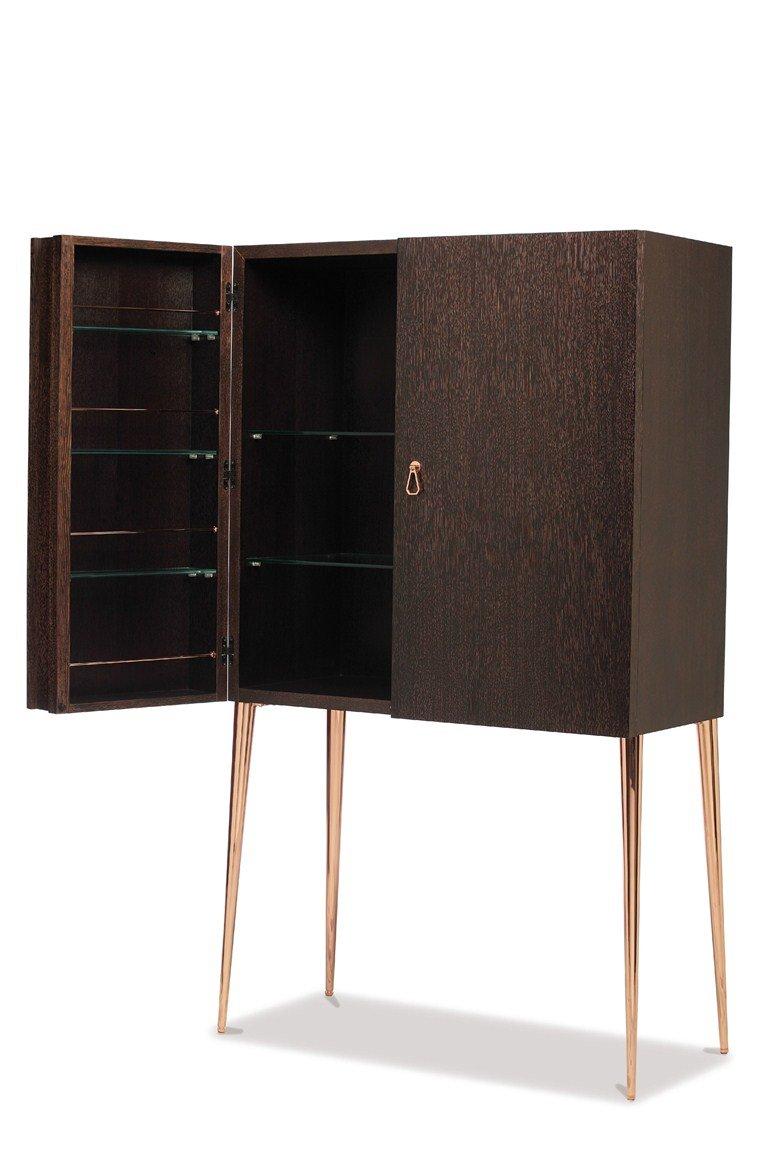 Credenza in legno ed altri materiali tanti mobili scelti for Materiali per mobili