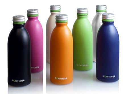 bottiglie di design