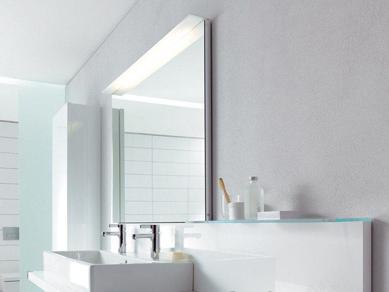 Specchio luce bagno delos1
