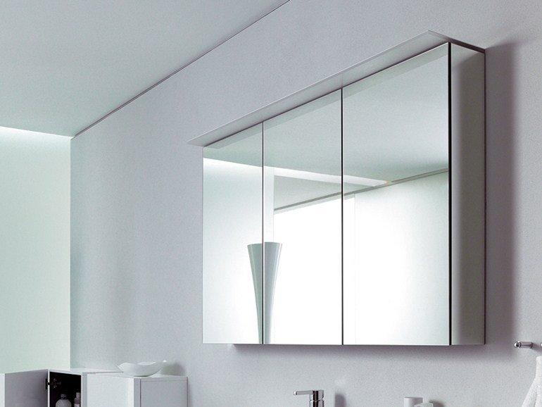 Specchio luce bagno delos3