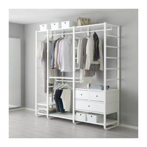 Cabina armadio Ikea Elvarli