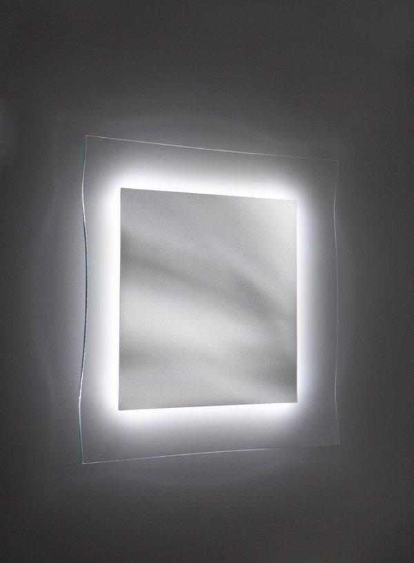 Specchio luce bagno: ginevra3