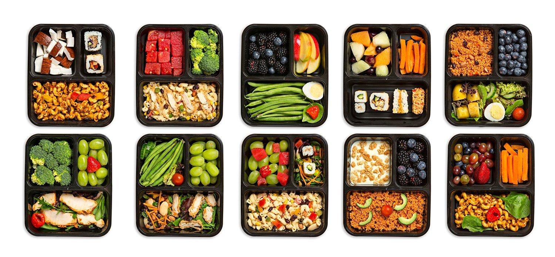 contenitori per il pranzo bento box