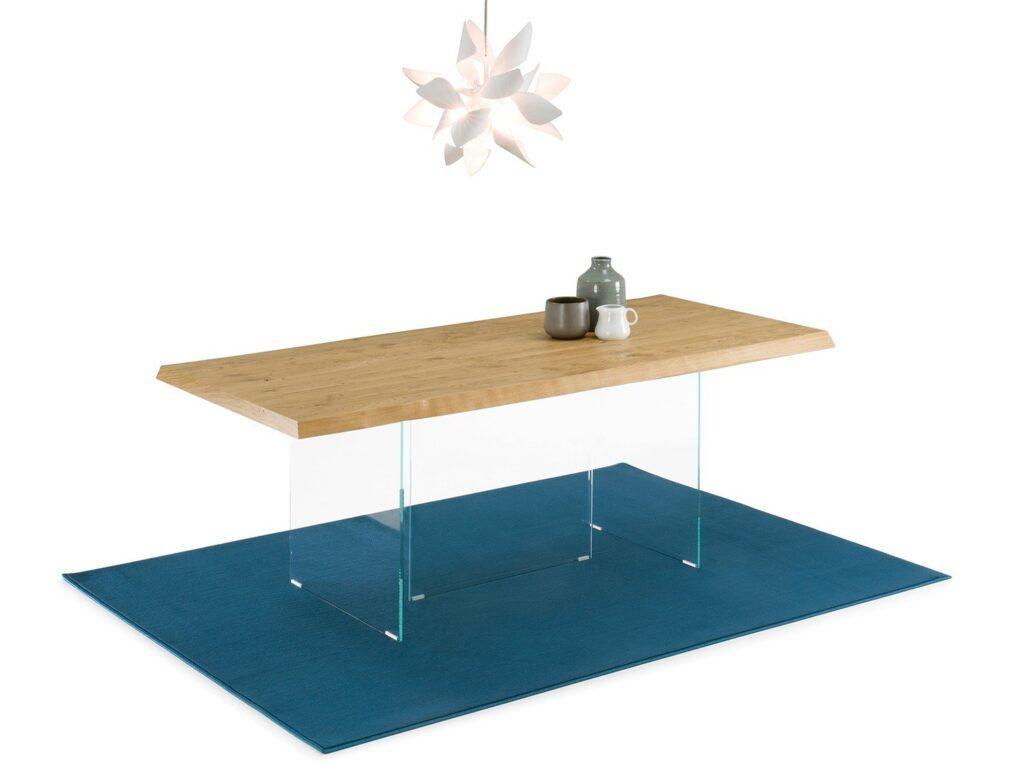 Tavolo in legno HomePlaneur modello Nouvelle