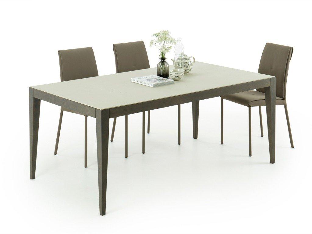 Tavolo in legno HomePlaneur modello Damon