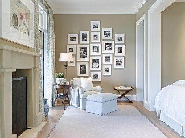 Come appendere i quadri alla parete tutti i trucchi - Altezza quadri sopra divano ...