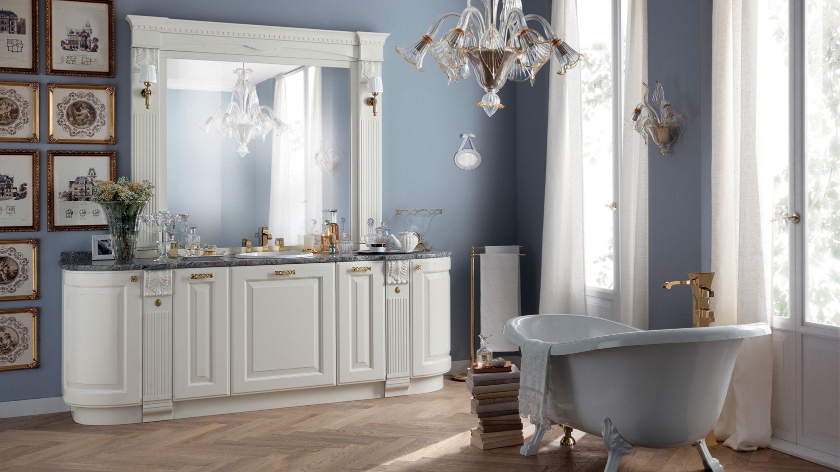 Scavolini arredo per il bagno ed il living non solo cucina - Non solo bagno milazzo ...