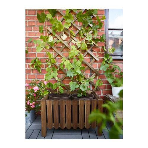 giardino verticale ikea