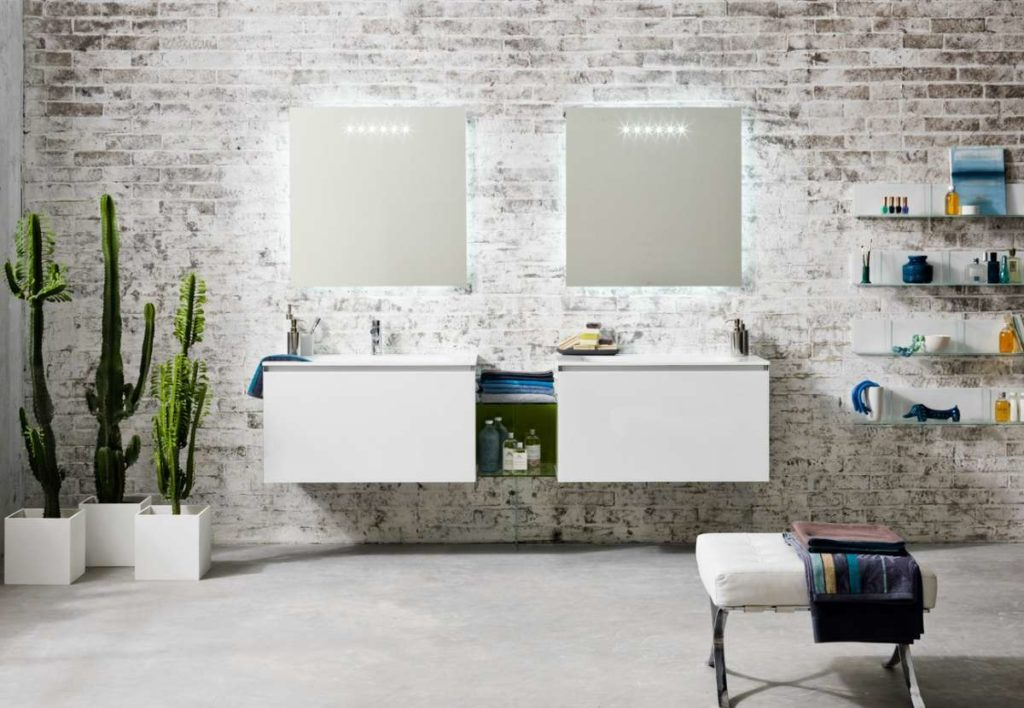 Piante da bagno belle anche per arredare designandmore - Piante in bagno ...