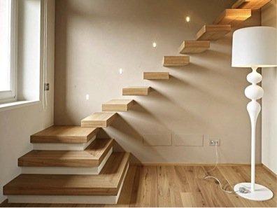 Scale Interne Di Design.Scale Interne Ad Appartamenti Foto E Modelli Di Esempio