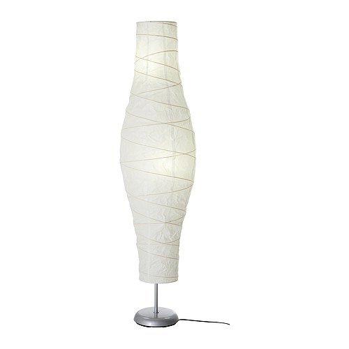 lampada Ikea in carta
