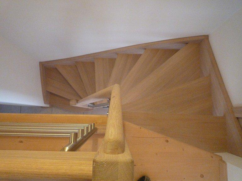 scale in legno Ecoline di Interbau