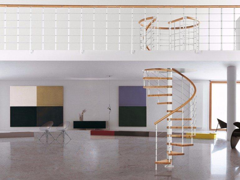 scale in legno Fontanot