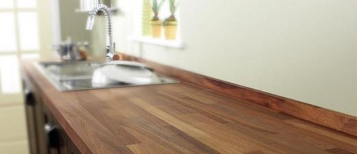 legno piano di lavoro cucina