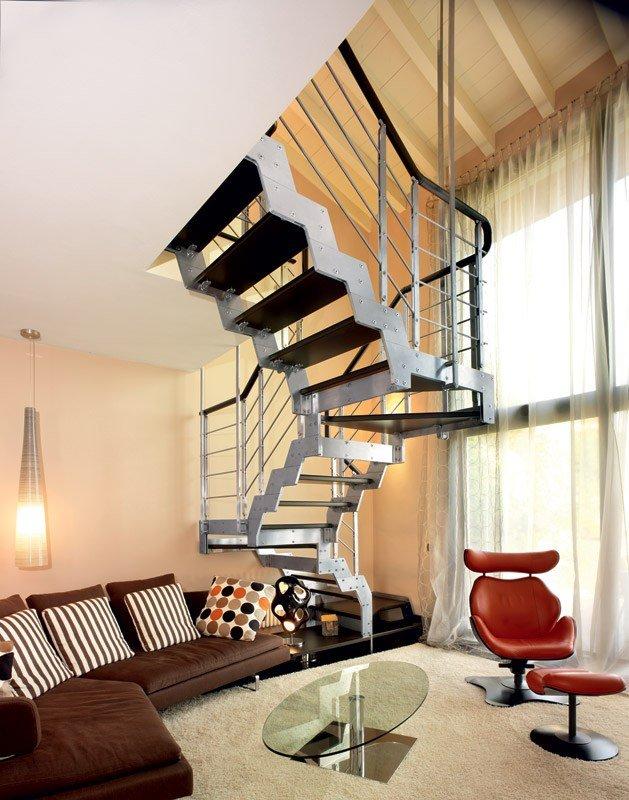 scale moderne loft