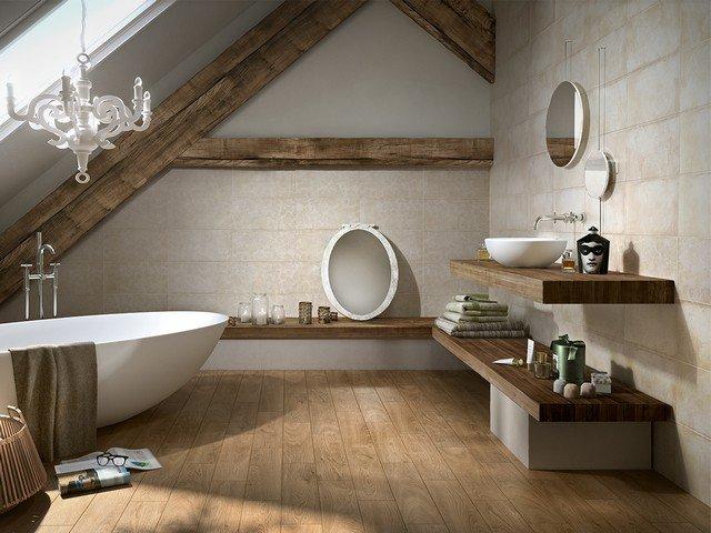 Iperceramica tutto per l 39 arredo bagno pavimenti e - Immagini piastrelle bagno ...