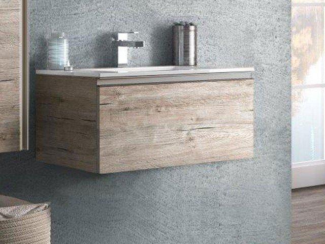 Iperceramica tutto per l 39 arredo bagno pavimenti e for Mobile bagno rustico moderno