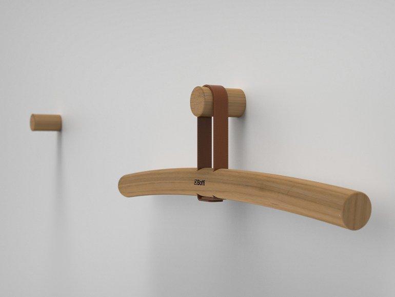 In legno e pelle