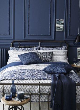 Colore blu: foto, idee ed abbinamenti per la vostra casa