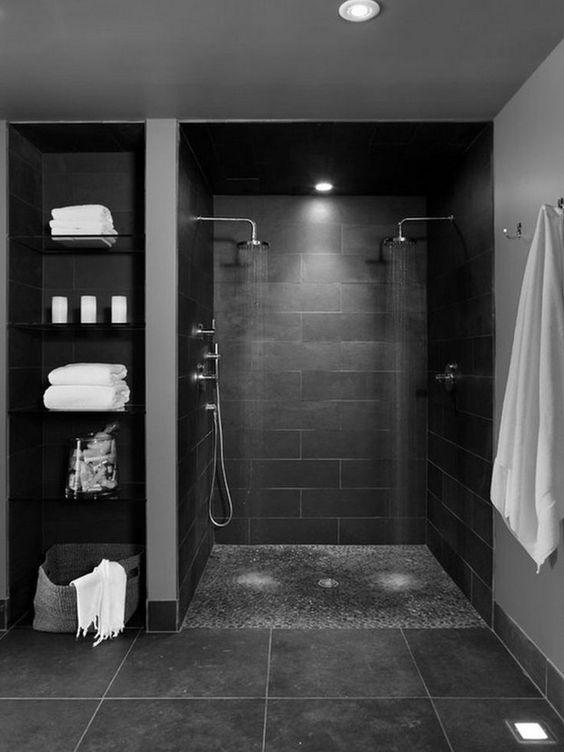 Amato Colore nero: per una casa dalla personalità forte, foto di esempi LV65