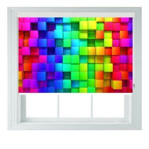avvolgibile colori arcobaleno