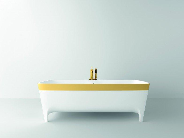 vasca freestanding accademia serie oro