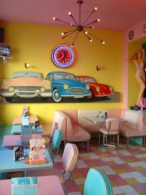 mobili vintage anni '50