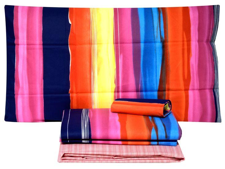 bassetti colore arcobaleno