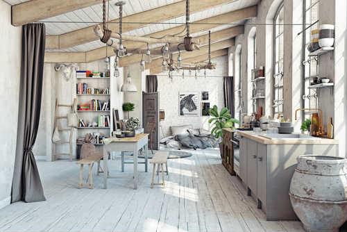Cucine shabby chic: accessori e mobili con foto per scoprire questo