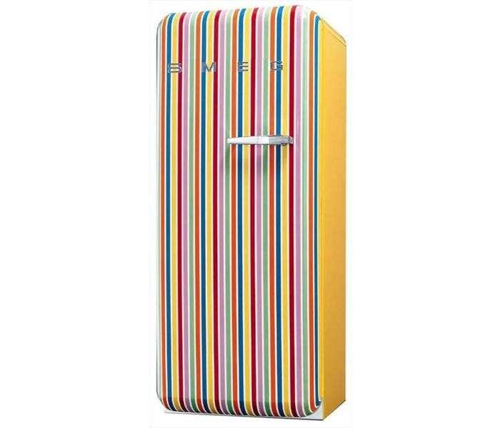 frigoriferi colorati smeg