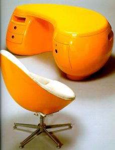 mobili vintage anni 70