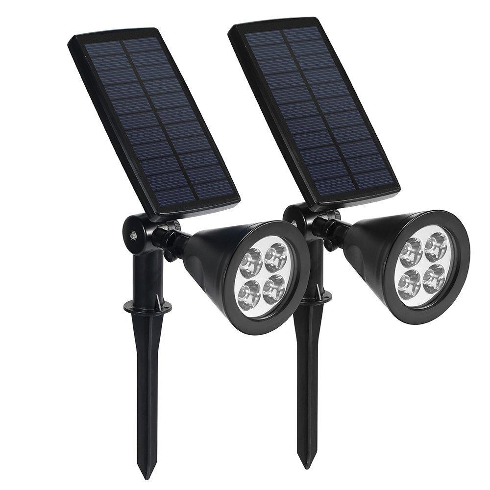 Luci da esterno solari e non solo prezzi e modelli di - Lampade da esterno solari ...