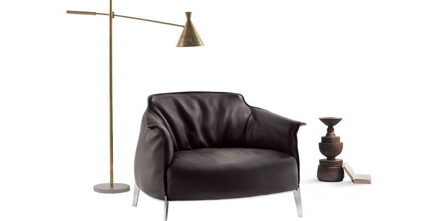 Poltrone moderne in pelle economiche di design prezzi e modelli designandmore arredare casa - Poltrone design famose ...