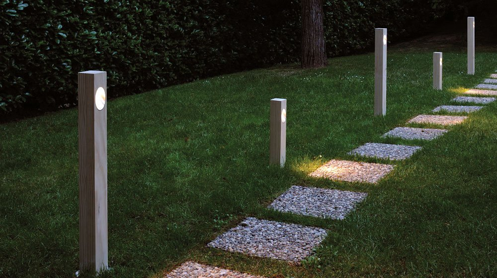 luci da giardino proposte interessanti con foto