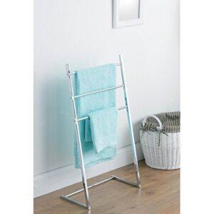 Porta asciugamani e porta salviette per il bagno offerte online designandmore arredare casa - Porta asciugamani design ...