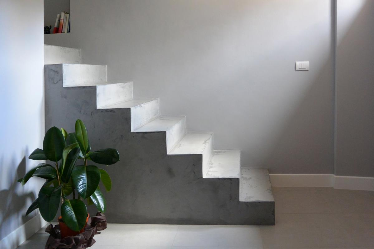 Rivestimento scale interne consigli e foto di esempi - Foto di scale ...