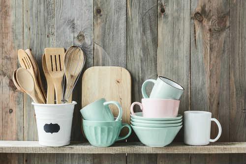 Cucine shabby chic: sempre più popolari