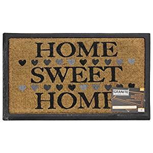 zerbino personalizzato home sweet home