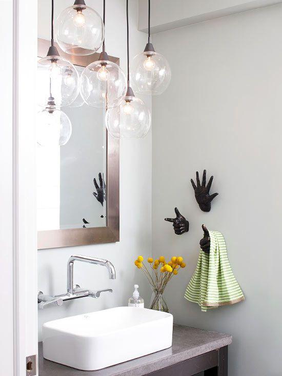 Illuminazione bagno suggerimenti e prodotti online designandmore arredare casa - Illuminazione bagno ...