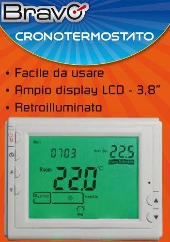 termostato ambiente settimanale