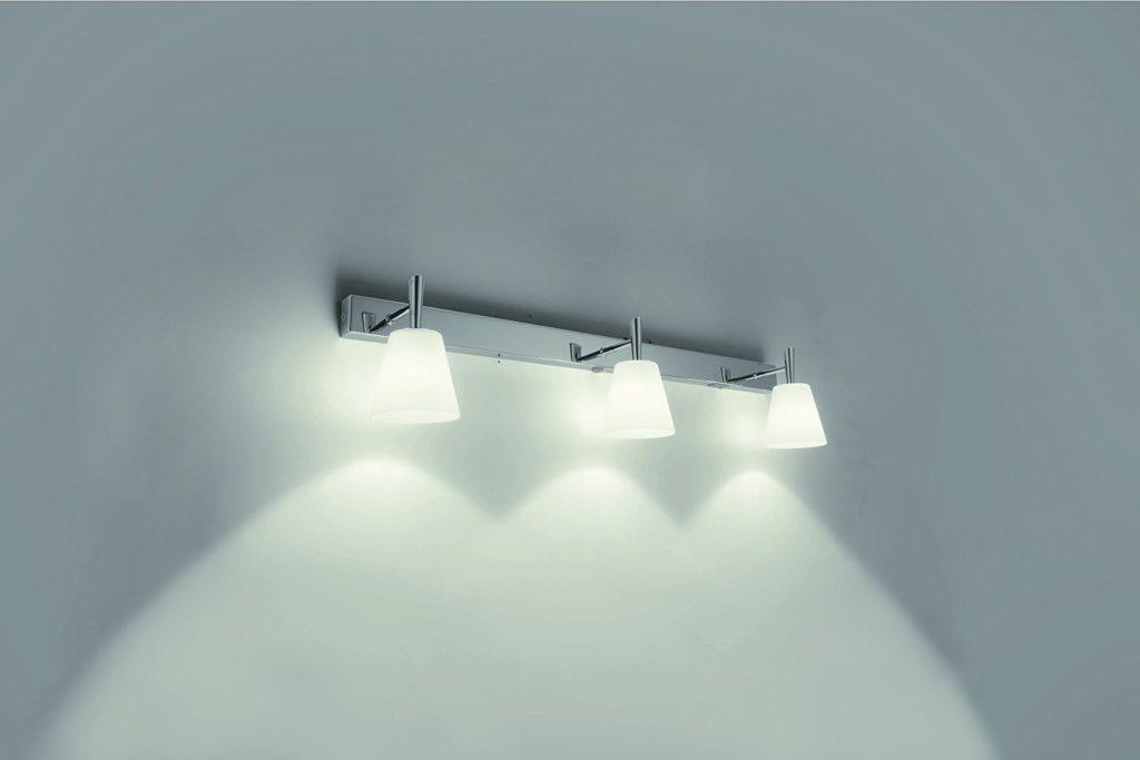illuminazione bagno faretti