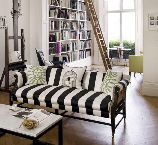 tessuti per divani a righe monocolore o ikea i nostri