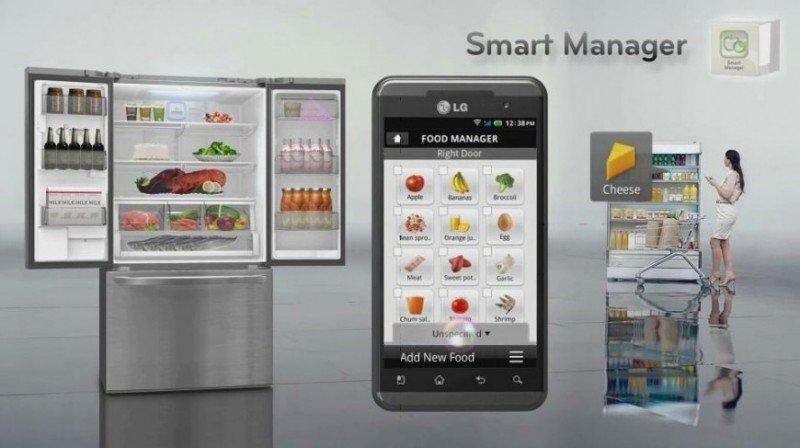 frigorifero smart