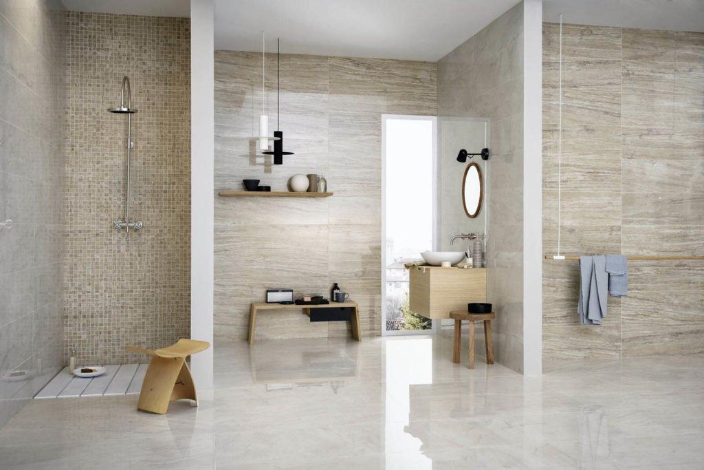 Rivestimento Bagno Moderno Prezzi.Piastrelle Bagno Moderno Prezzi Finest Sanitari Bagno Simas
